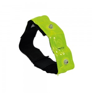 bright band plus armband met led verlichting