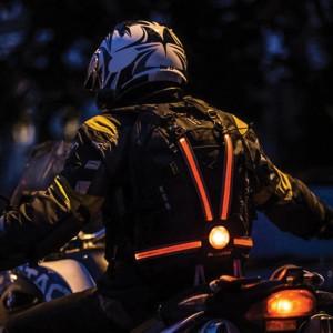commuter x4 optische glasvezel lamp 10