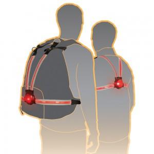 commuter x4 optische glasvezel lamp