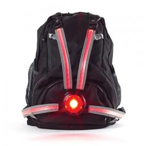 commuter x4 optische glasvezel lamp 4