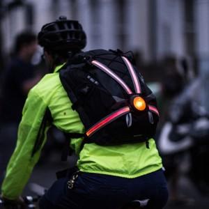 commuter x4 optische glasvezel lamp 5
