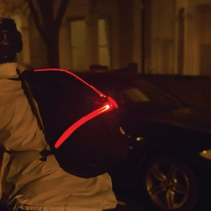 commuter x4 optische glasvezel lamp 7