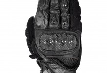 rp 4 korte zomerhandschoen stealth black