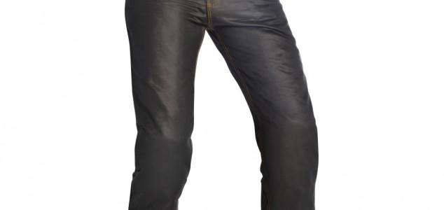 sp-j7 motorbroek spijkerstof