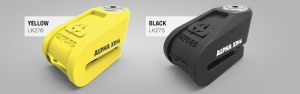alpha xd14 schijfremslot geel of zwart
